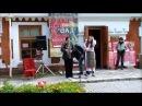 Фестываль ткацтва Кросенцы 2013 Неглюбскі строй адзення