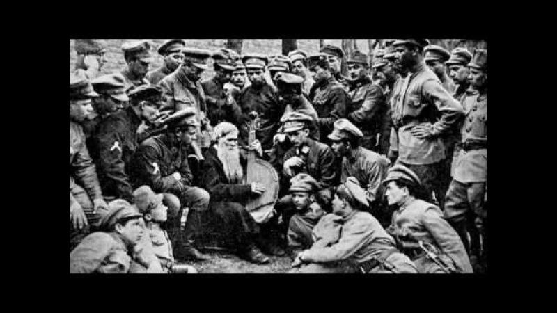 ОЙ У ЛУЗІ ЧЕРВОНА КАЛИНА - пісня Січових Стрільців