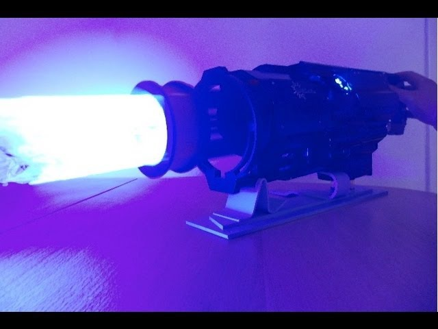 WICKED LASERS CANNON Prototype