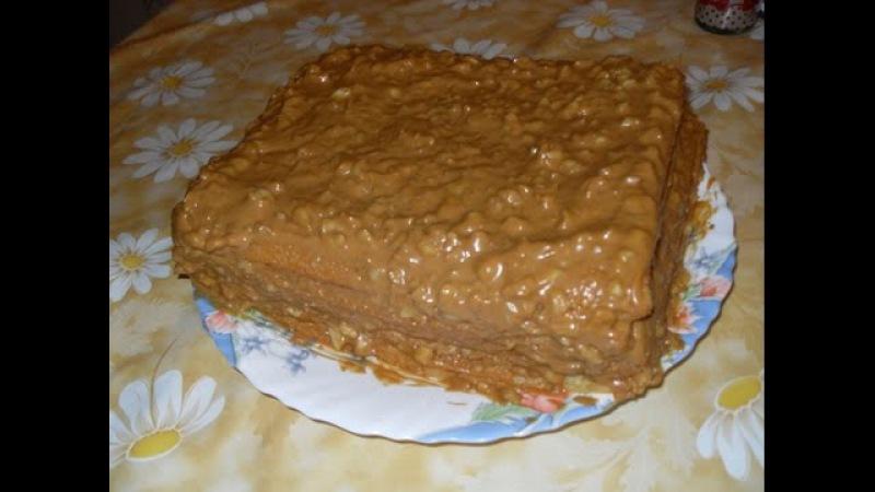 Вкусный пирог со сгущенкой рецепт с