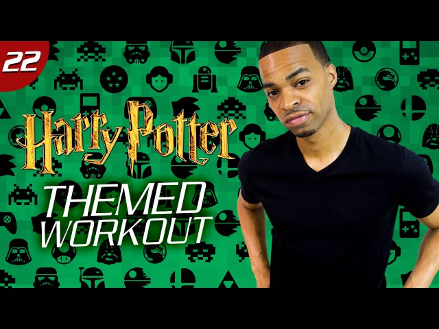 35 Min. Harry Potter Themed HIIT Workout | Geek HIIT 22
