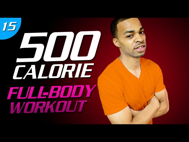 35 Min. Sweat Drenched HIIT | 500 Calorie HIIT MAX Day 15