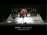 GOGOL by Lera Auerbach (world premiere)