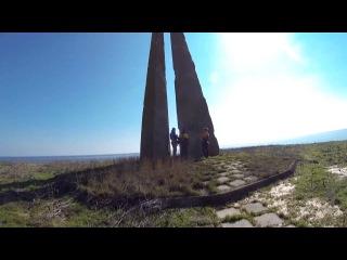 Сплав на морских каяках по Черному морю