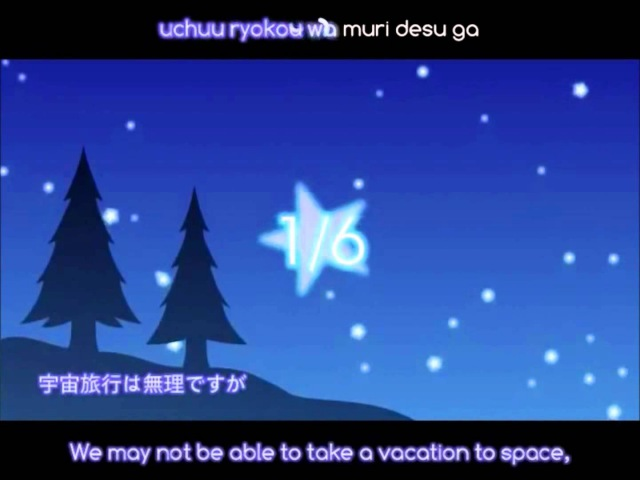 【 波音リツ】1/6【UTAUカバー】(50 subs special)