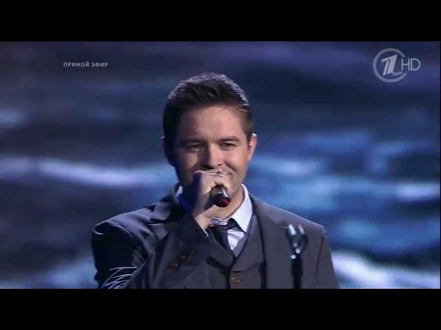 Сергей Волчков Синяя вечность Голос Полуфинал Сезон 2