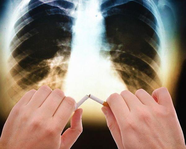 Как очистить легкие после курения или нахождения в задымленном помещении?