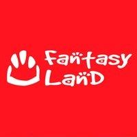 Логотип Развлекательный центр Fantasy Land: Владивосток