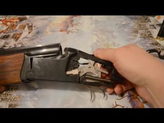 Обзор ружья ИЖ 27 (МР 27). Часть III. Неполный полный разбор ружья.