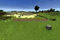 Странный сид на колодец в пустыне для Minecraft PE 0.11.1