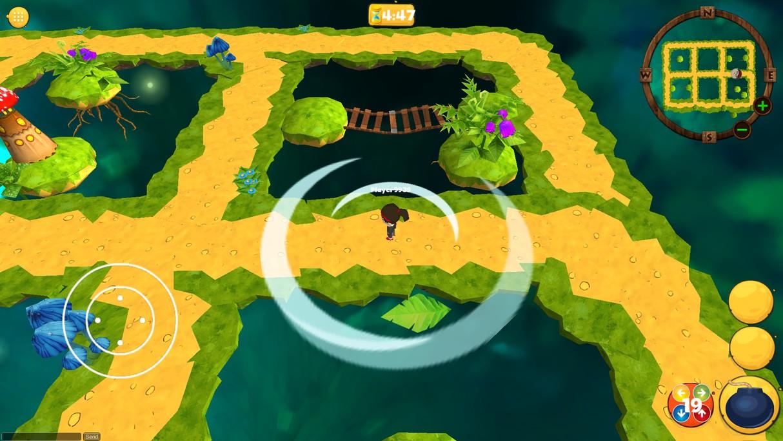 Bomberry - кроссплатформенный экшен в духе bomberman с элементами MOBA - Изображение 2