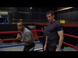 Видео со съёмок фильма Живая сталь (2011)