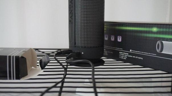 Banggood: Обзор на Bluetooth-колонку с эквалайзером