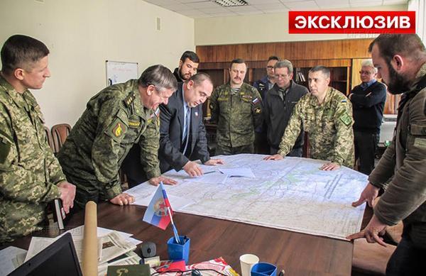 Вышедших из Дебальцево бойцов 128-й бригады отправят в плановые отпуска, - Минобороны - Цензор.НЕТ 342