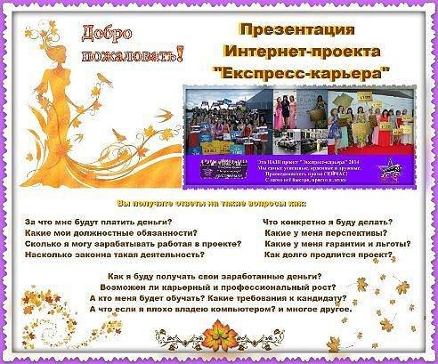 Афиша Сергиев Посад Презентация интернет - проекта