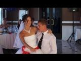 Очень красивый трогательный свадебный танец