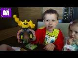 VLOG Трансформеры игрушки Хеппи Мил МакДональдс шоппинг Transformers toys Unboxing Happy Meal