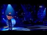 Lilian « Les mots bleus » The Voice France 2015