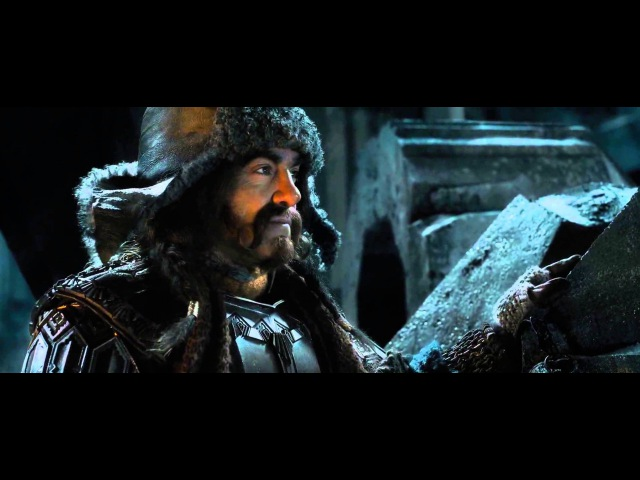 The Hobbit: The Battle of the Five Armies - Extended Edition: Bofur and Bilbo Scene (FULL HD)