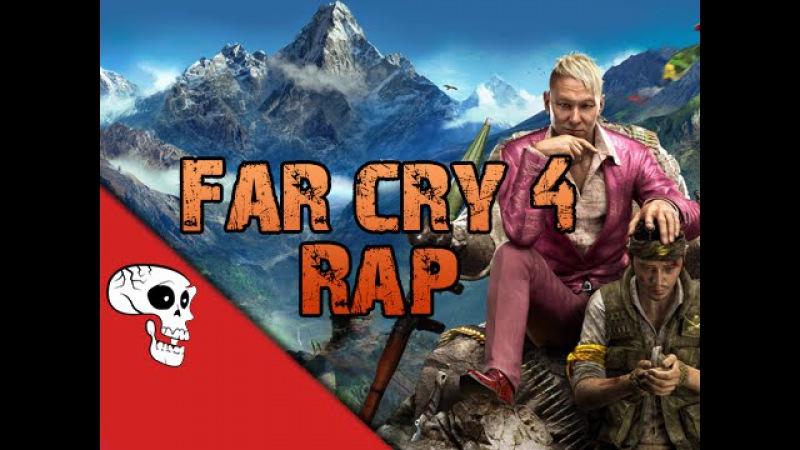 FAR CRY 4 RAP by JT Music Untamed