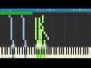 ROZHDEN - Пустяк (пример игры на фортепиано) piano cover