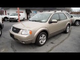 2006 Ford Freestyle SEL AWD Start Up, Engine, and In Depth Tour