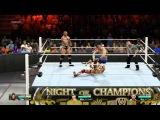 WWE 2K15 - Daniel Bryan Vs. Randy Orton Vs. John Cena (1080p!)