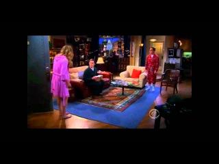 Теория Большого Взрыва - Шелдон играет на бонго