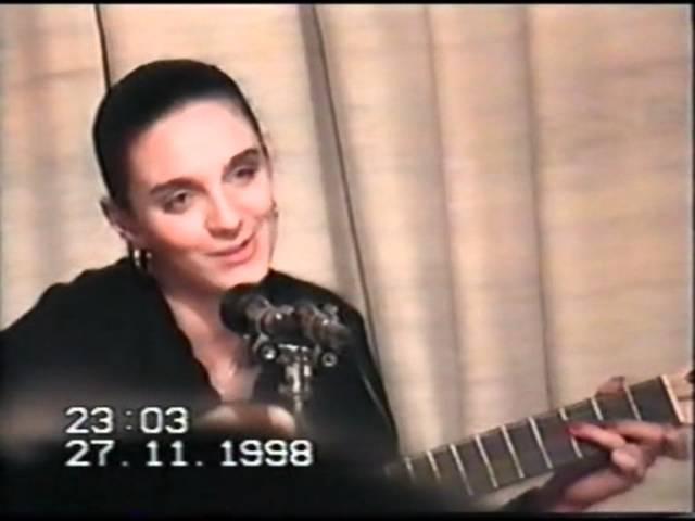 Эксклюзивная запись Елены Ваенги Elena Vaenga 1998 год