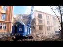 Мультики про машинки  Презентация  Дорожно строительная техника   2  Развивающее видео для детей