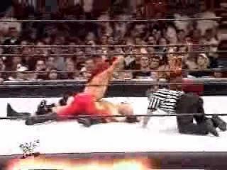 Lita debut WWF.
