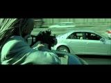 The Matrix Reloaded - Highway Fight Scene Part 1(HD)