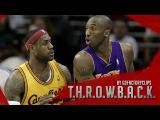 Throwback: Kobe Bryant vs Lebron James Full Duel Highlights 2009.02.08 Lakers at Cavaliers (HD)