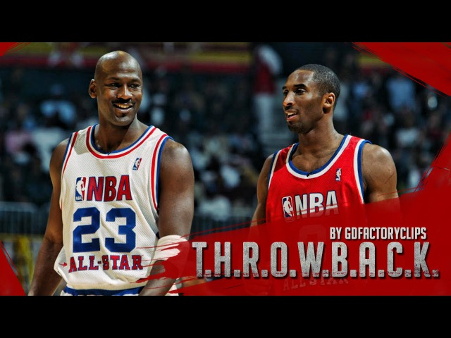 Throwback: Michael Jordan vs Kobe Bryant Highlights (NBA All-Star Game 2003) - BEST QUALITY!