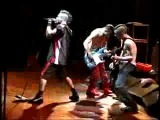 Red Hot Chili Peppers - Off The Map DVD