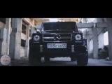 Казахстанский Mercedes Benz Gelandewagen G55
