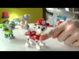 Рекламный ролик. Игрушки из мультфильма