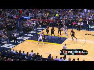 HD Portland Trail Blazers vs Memphis Grizzlies | Full Highlights | Game 5 | April 29, 2015 | NBA