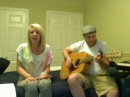 Kings of Leon - Use Somebody - Acoustic Cover - Lynzie Kent and Rich G