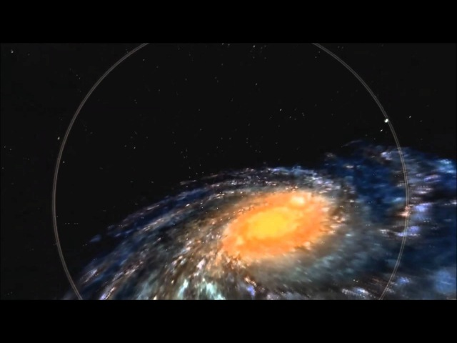 The Observable Universe (accurately scaled zoom out from Earth)