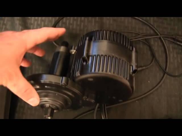 750w-1400w Mid Drive Conversion KIt Electric Bikes