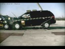 2005 Chrysler Town & Country Vs. 2001 Honda Civic NHTSA Full Frontal Impact