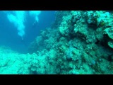Bells Entry, Blue Hole, Dahab. My first 30-meter deep dive :D
