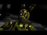 MMD Five Nights at Freddy's 3 Song
