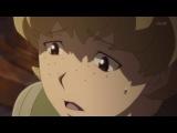 [XDub] Garo Honoo no Kokuin / Гаро: Печать Пламени - 14 серия [MIX-MAN]
