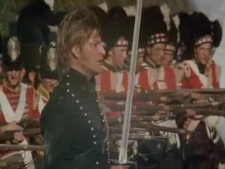Захват англичанами французского форта (Приключения королевского стрелка Шарпа)