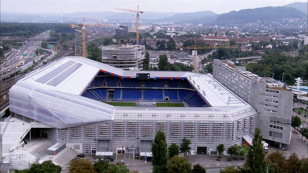 """Финал Лиги Европы -2016: """"Санкт-Якоб Парк"""", Базель"""