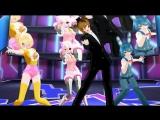 [ MMD] [FNAF- Bad ∞ End ∞ Nigh часть 1] -Toy Bonnie,Toy Chica,Toy Freddy,Mangle]