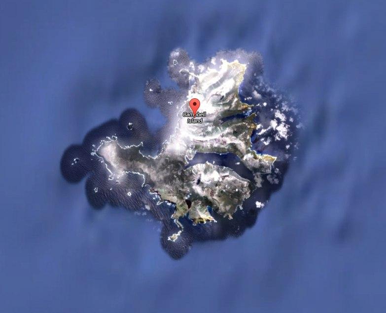 Остров Кэмпбелл