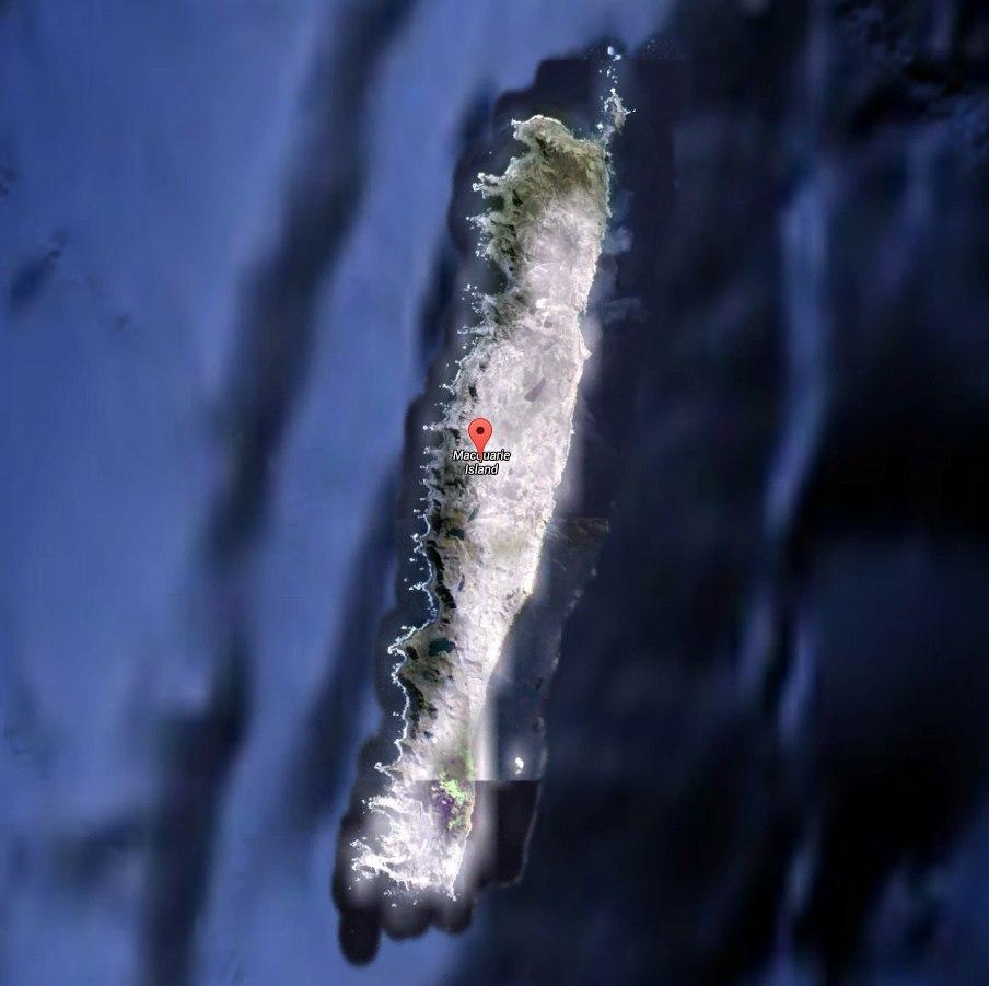Остров Маккуори